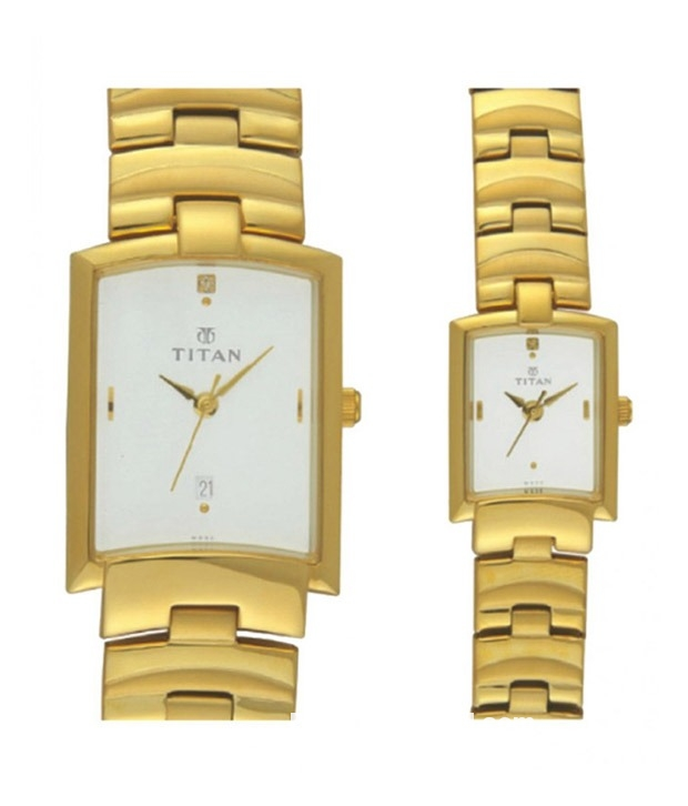 Accessorize your Wrist with the Classic Titan Watches-PakeezaAnchal.com
