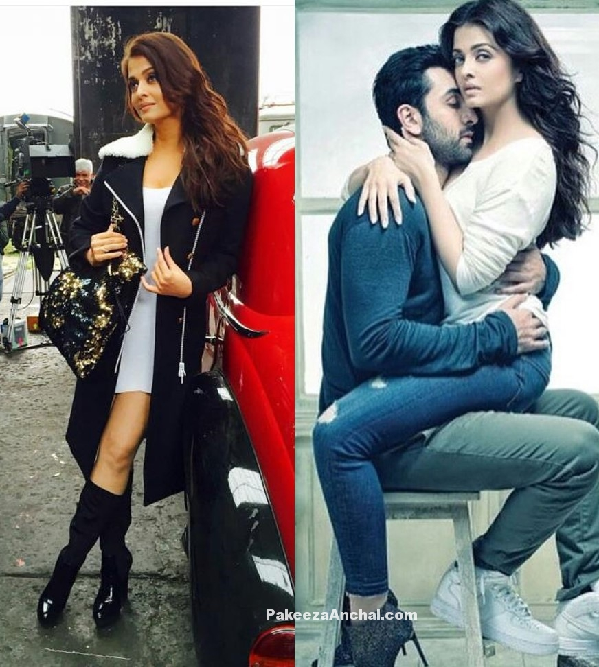 Aishwarya Rai Sizzles in Ae Dil Hai Mushkil Movie
