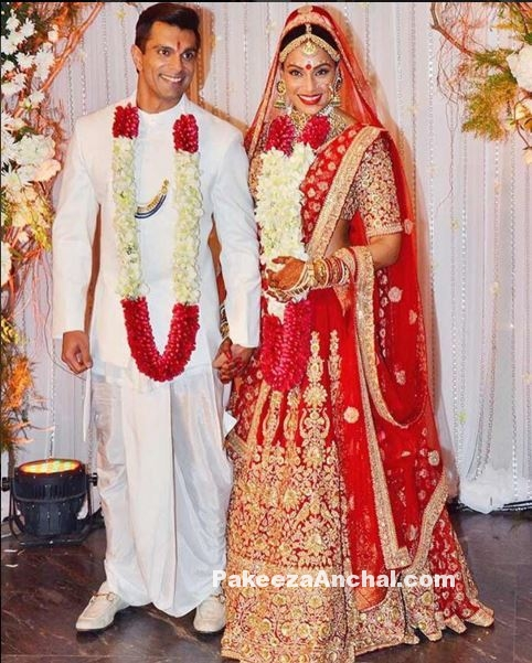 Bipasha Basu Ties a Knot with Karan Singh in Mumbai