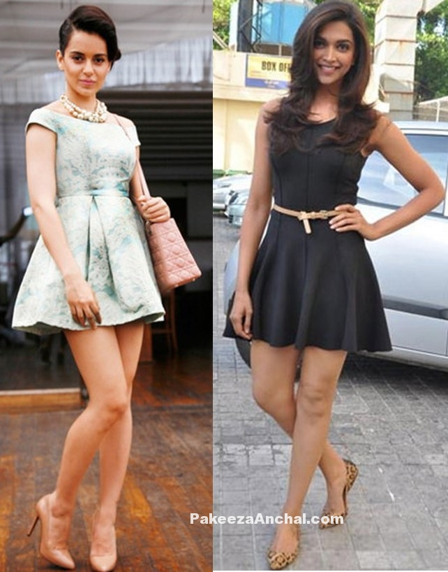 bollywood-actress-in-stylish-skater-short-skirts-highheels-pakeezaanchal-com