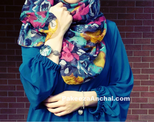 colorful-hijab-dp-most-wanted-dps-for-gilrs-pakeezaanchal-com