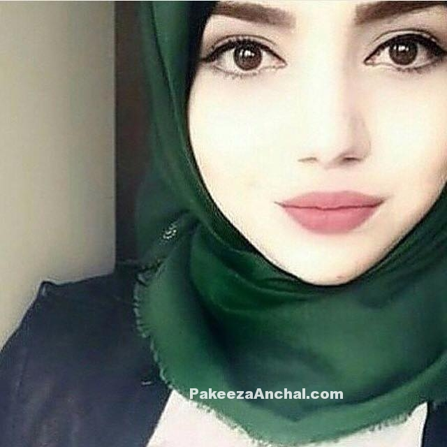 Cute Hijabi Muslim Girls for Whatsapp DP Pictures and FB Profile Pics-PakeezaAnchal.com.