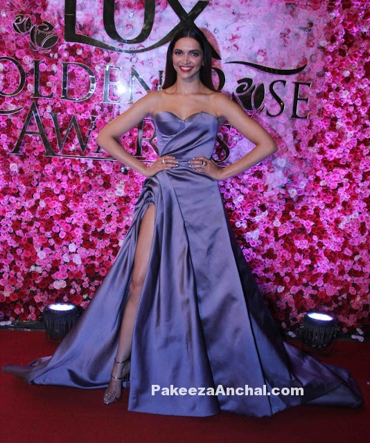 Deepika Padukone in Ralph & Russo Off Shoulder Gown