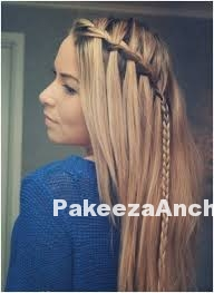 Flawless Hairstyle-PakeezaAnchal.com