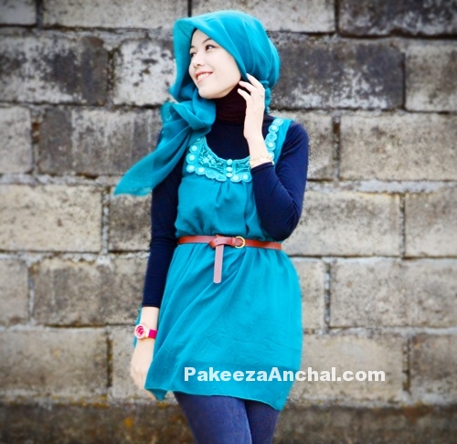 Hijab style Images for whatsapp, Hijab Girls FB Profile Pictures-2-PakeezaAnchal.com
