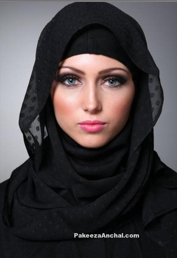 Islamic Hijab Styles for Girls, Hijab Images for Women 2016-17-PakeezaAnchal.com.jpg