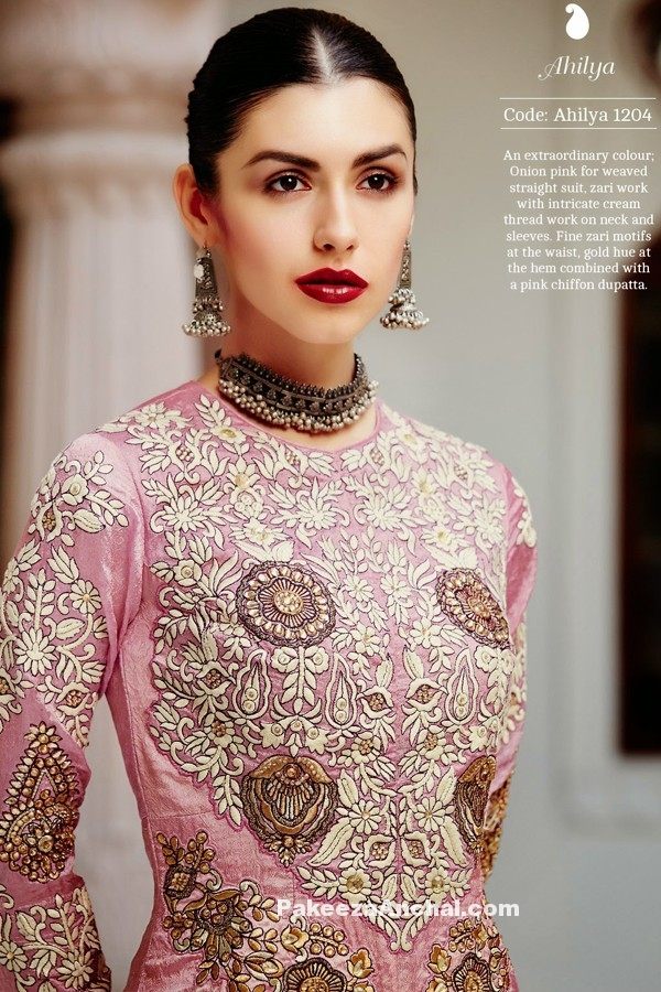 Jodha Designer Wear Salwar Kameez and Anarkali Suits for Wedding Wear-3-PakeezaAnchal.com