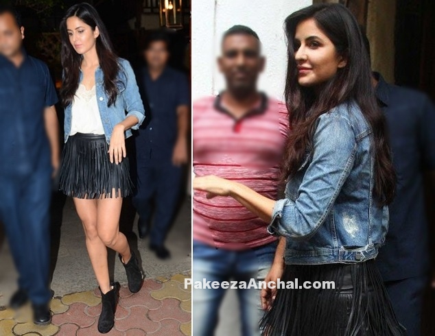 Katrina Kaif Pictures in Baar Baar Dekho movie Promotions-PakeezaAnchal.com