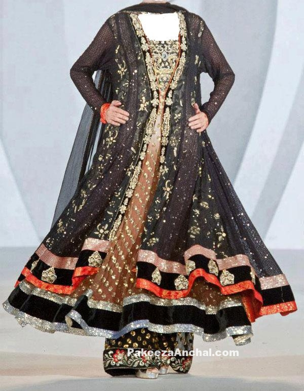 Latest Pakistani Bridal Dresses for Brides, Bridal Wear Wedding Dresses-1-PakeezaAnchal.com