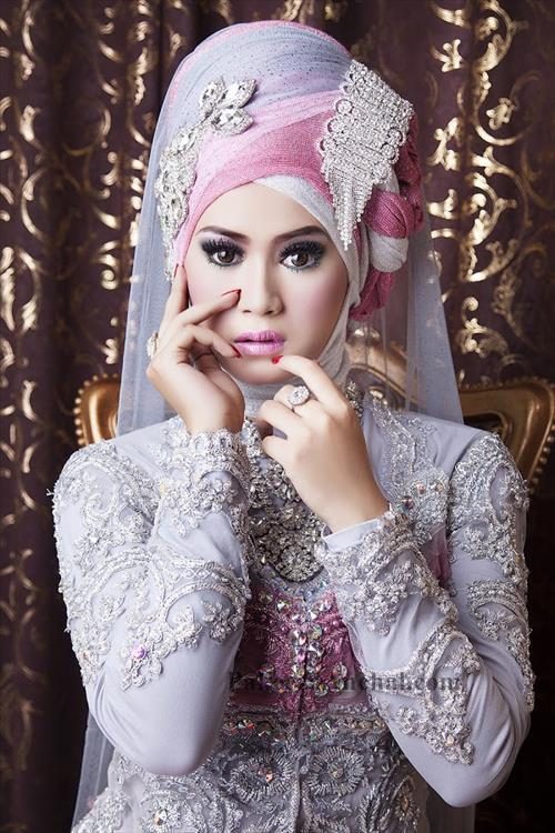 Wedding Hijab Dress Collection for Brides, Heavy Work Hijab Dresses for Women-PakeezaAnchal.com